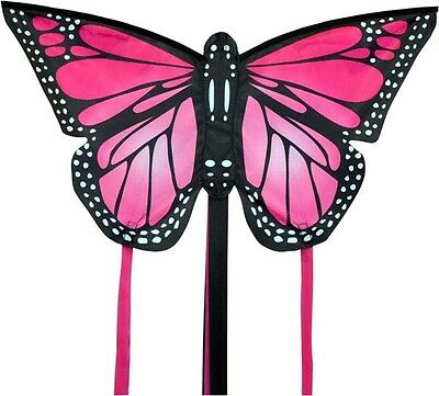 Spirit of Air - Monarch Butterfly Kite - Small - Pink - 57cm Wingspan