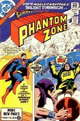 Phantom Zone (1982 Ltd) #   1 Fine (FN) DC Comics MODERN AGE