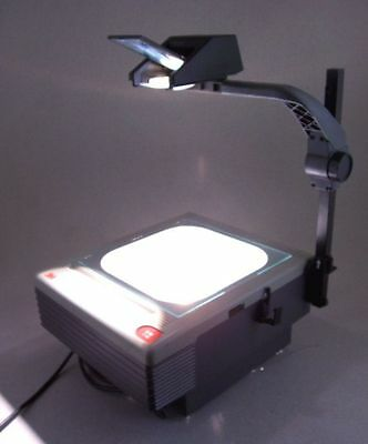 3M 9050C Collapsable Overhead Transparency Projector 360W 2800L Free Ship! #bl