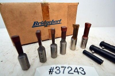 Bridgeport Shaping Tools Set NOS (Inv.37243)