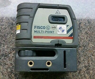 Fisco El-SO-MP Multi Point 5 Point Laser Level  same as Bosch GPL5