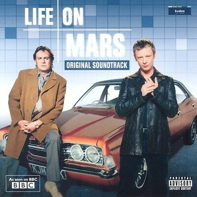 Various Artists - Life on Mars (Original Soundtrack) [New CD] UK - Import