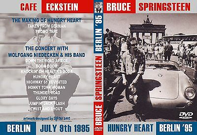 Bruce Springsteen. 1995. Berlin. Eckstein Cafe. Dvd.