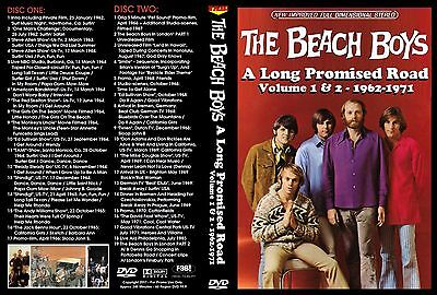 The Beach Boys. 1962 - 1971. A Long Promised Road. Pro - Shot 2 Dvd.