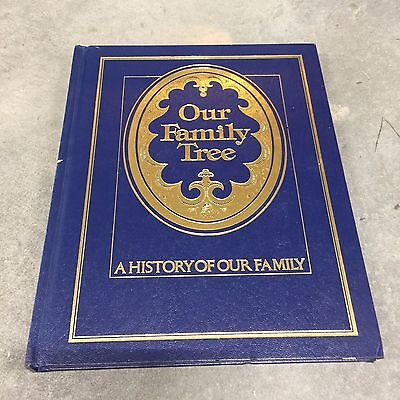 Our Family Tree - Workbook/ Family Tree book by Poplar books