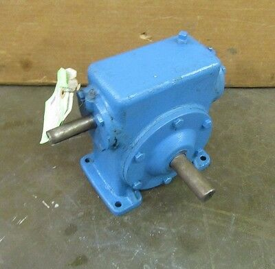 Winsmith 4Ct 40:1 Ratio Right Angle Gearbox Speed Reducer