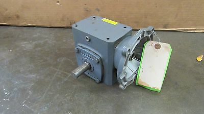 Boston Gear F71830B5G 30:1 Ratio Right Angle Gearbox Speed Reducer .53Hp