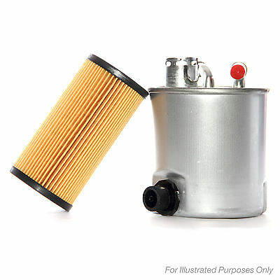 Fits Ssangyong Rexton 2.7 Xdi 4x4 Genuine Hella Hengst In Line Fuel Filter