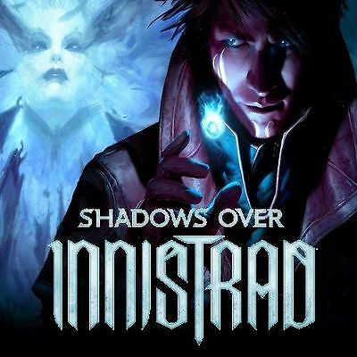 Shadows over Innistrad SOI Complete Set with Mythics magic MTG