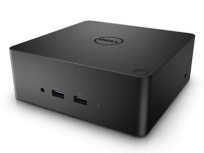 Dell Tb15 Thunderbolt Usb-C Dock With 180W Adapter 452-Bccr J00G9 Rcfxc