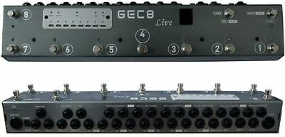Moen Gec8  Live Midi Effects Looper Fast Silent Switches Versatile Fast Ship