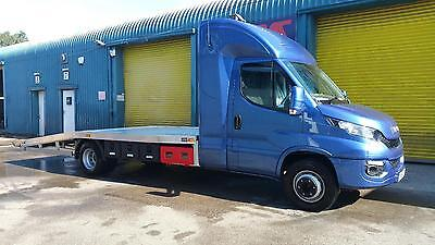 Iveco Daily 7t Recovery Truck Car Transporter