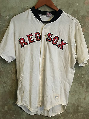 Vintage Boston Redsox Jersey Mens