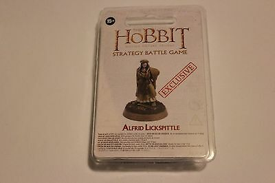 Warhammer World Only Lord of the Rings Alfrid Lickspittle New Limited Edition