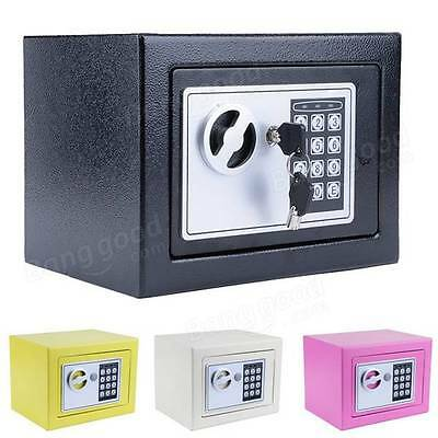 New Digital Electronic Safe Security Box Wall Jewelry Cash