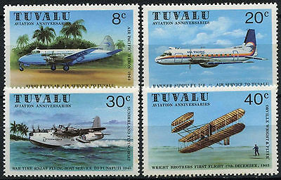Tuvalu 1980 Aviation MNH