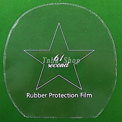 12x 61second Rubber Protection Film, Table Accessories