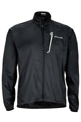 Marmot Trail Wind Jacket - Black