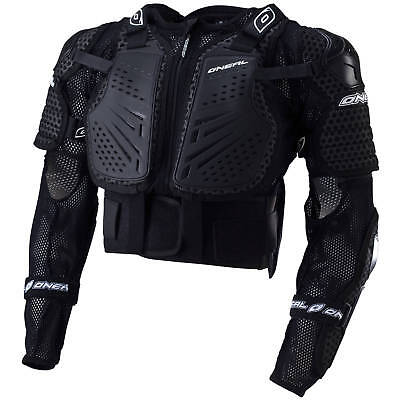 Oneal Underdog Ii Kids Chest Back Elbow Body Armour Youth Large