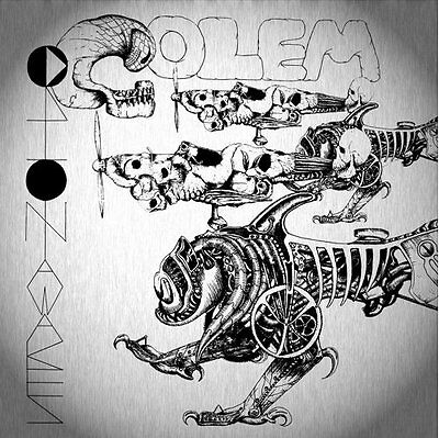 GOLEM - Orion Awakes - LP Mental Experience