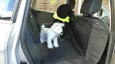 Happy Pet Petgear Dog Puppy Car Rear Seat Hammock Protector Water Resistant