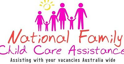 Business for sale, Website + Social Media  National Family Child Care Assistance