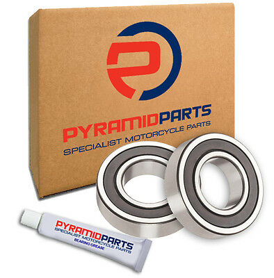 Rear wheel bearings for Suzuki GSF 1250 Bandit 07-09