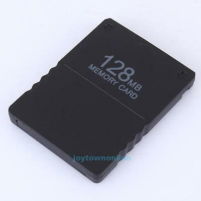128MB Storage Space Save Memory Card Stick for Sony PlayStation PS2 Console Game