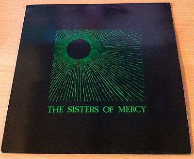 """THE SISTERS OF MERCY  """" Temple Of Love """" - Vinyl Maxi 12"""" -  MRX027 -  1983 UK"""
