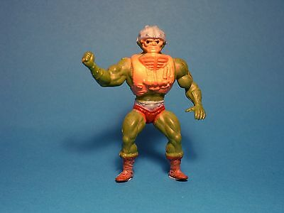 VINTAGE MASTERS OF THE UNIVERSE FIGURE-MAN-AT-ARMS pencil/cake topper decoration