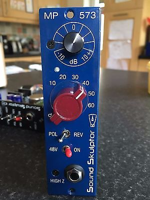 Soundskulptor MP573 500 Series Preamp (Neve 1073 clone)