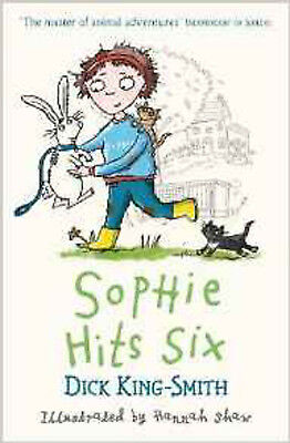 Sophie Hits Six (Sophie Adventures), New, King-Smith, Dick Book