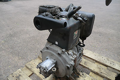 Lister Petter Single Cylinder Diesel Engine Hydraulic Pack