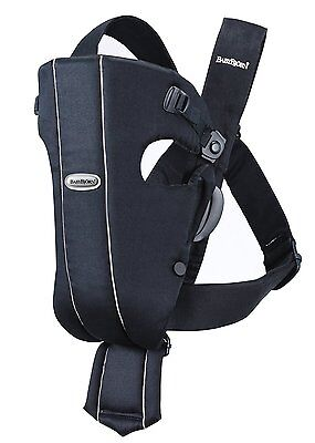 NEW BABYBJÖRN Baby Carrier Original - Dark Blue, Cotton