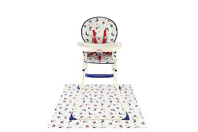 NEW Red Kite FMSA Baby Feed Me Compact High Chair - Ships Ahoy