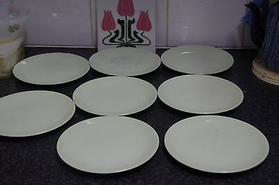 Johnson of Australian pale green side plates bread and butter plates - Vintage