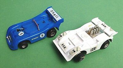Dromocar Polistil Policar 2 Slot Car 1/43 1:43 Matra Simca B.r.m. Can Am