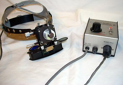 Mentor Indirect Ophthalmoscope with Transformer