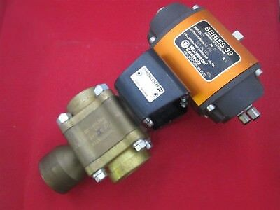 Worcester Pneumatic Actuator 10 39 N R5 w/ Valve