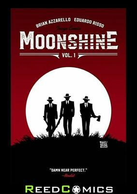 MOONSHINE VOLUME 1 GRAPHIC NOVEL New Paperback Collects Issues #1-6