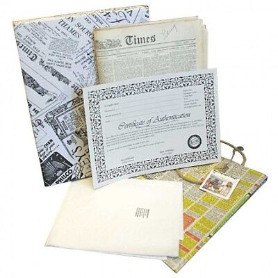 Original Birthday Newspaper Plus Presentation Box with Personalized certificate