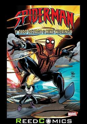 SPIDER-MAN BY TODD DEZAGO AND MIKE WIERINGO GRAPHIC NOVEL Paperback *456 Pages*