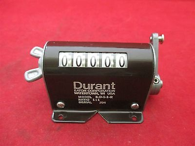 Durant  5-D-1-1-R Counter