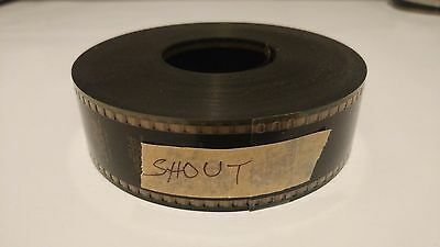 Shout 35mm Movie Trailer John Travolta Heather Graham