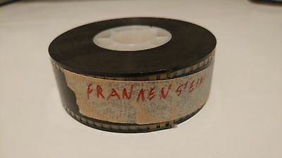 Frankenstein 35mm Movie Trailer Kenneth Brannagh