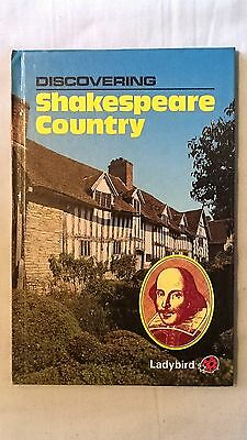 Ladybird Book - Discovering Shakespeare Country, Series 861 (160209)