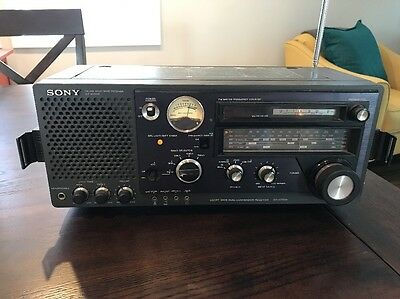 Sony ICF-6700W Worldband Radio (AM/FM/SW)