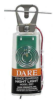 DARE PRODUCTS INC Electric Fence Night Light Tester