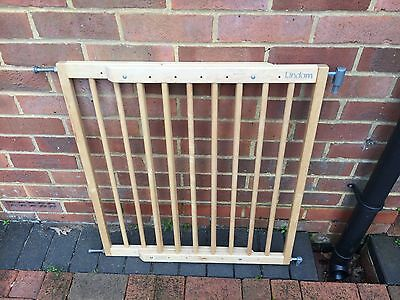 Lindam Extending Wooden Safety Gate/Stair Gate
