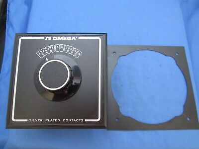 Omega Selector Switch OSWT-10 new